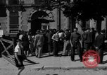 Image of returning French refugees Vannes France, 1944, second 12 stock footage video 65675055592