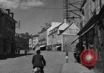 Image of French civilians Vannes France, 1944, second 10 stock footage video 65675055593