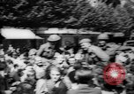Image of celebrations at Liberation of Paris Paris France, 1944, second 2 stock footage video 65675055597