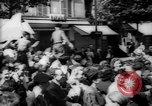 Image of celebrations at Liberation of Paris Paris France, 1944, second 3 stock footage video 65675055597