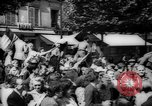 Image of celebrations at Liberation of Paris Paris France, 1944, second 5 stock footage video 65675055597