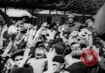 Image of celebrations at Liberation of Paris Paris France, 1944, second 10 stock footage video 65675055597