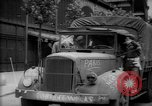 Image of Parisian civilians Paris France, 1944, second 2 stock footage video 65675055600