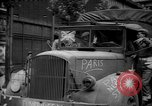 Image of Parisian civilians Paris France, 1944, second 3 stock footage video 65675055600