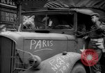 Image of Parisian civilians Paris France, 1944, second 4 stock footage video 65675055600