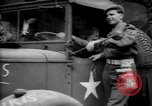 Image of Parisian civilians Paris France, 1944, second 5 stock footage video 65675055600
