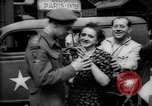 Image of Parisian civilians Paris France, 1944, second 7 stock footage video 65675055600