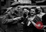 Image of Parisian civilians Paris France, 1944, second 10 stock footage video 65675055600