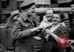 Image of Parisian civilians Paris France, 1944, second 11 stock footage video 65675055600