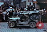Image of Czech civilians Pilsen Czechoslovakia, 1945, second 3 stock footage video 65675055602