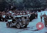 Image of Czech civilians Pilsen Czechoslovakia, 1945, second 4 stock footage video 65675055602