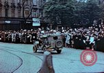 Image of Czech civilians Pilsen Czechoslovakia, 1945, second 5 stock footage video 65675055602