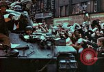 Image of Czech civilians Pilsen Czechoslovakia, 1945, second 4 stock footage video 65675055603