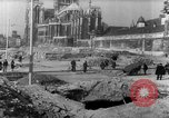 Image of smoldering ruins Vichy France, 1943, second 2 stock footage video 65675055611