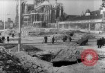 Image of smoldering ruins Vichy France, 1943, second 3 stock footage video 65675055611