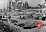 Image of smoldering ruins Vichy France, 1943, second 4 stock footage video 65675055611