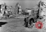 Image of smoldering ruins Vichy France, 1943, second 2 stock footage video 65675055612