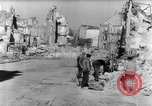 Image of smoldering ruins Vichy France, 1943, second 3 stock footage video 65675055612