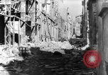 Image of smoldering ruins Vichy France, 1943, second 7 stock footage video 65675055612