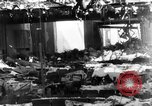 Image of smoldering ruins Vichy France, 1943, second 8 stock footage video 65675055612