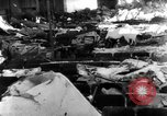 Image of smoldering ruins Vichy France, 1943, second 10 stock footage video 65675055612