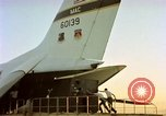 Image of C-141A Starlifter aircraft Philippines, 1979, second 5 stock footage video 65675055630