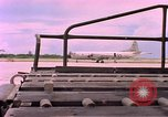 Image of C-141A aircraft Diego Garcia Island Indian Ocean, 1979, second 2 stock footage video 65675055636