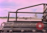Image of C-141A aircraft Diego Garcia Island Indian Ocean, 1979, second 4 stock footage video 65675055636