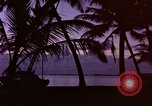 Image of beach Diego Garcia Island Indian Ocean, 1979, second 2 stock footage video 65675055644