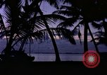 Image of beach Diego Garcia Island Indian Ocean, 1979, second 3 stock footage video 65675055644