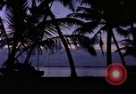 Image of beach Diego Garcia Island Indian Ocean, 1979, second 4 stock footage video 65675055644
