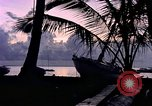 Image of beach Diego Garcia Island Indian Ocean, 1979, second 9 stock footage video 65675055644