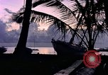 Image of beach Diego Garcia Island Indian Ocean, 1979, second 10 stock footage video 65675055644