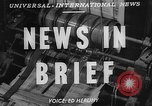 Image of press conference East Germany, 1958, second 2 stock footage video 65675055652