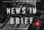 Image of press conference East Germany, 1958, second 3 stock footage video 65675055652