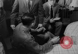 Image of press conference East Germany, 1958, second 9 stock footage video 65675055652