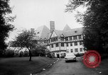 Image of directors visit Saranac Lake New York USA, 1958, second 4 stock footage video 65675055654