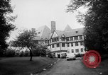 Image of directors visit Saranac Lake New York USA, 1958, second 5 stock footage video 65675055654
