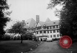 Image of directors visit Saranac Lake New York USA, 1958, second 6 stock footage video 65675055654