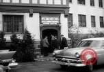 Image of directors visit Saranac Lake New York USA, 1958, second 11 stock footage video 65675055654