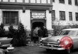 Image of directors visit Saranac Lake New York USA, 1958, second 12 stock footage video 65675055654