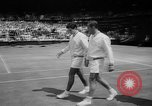 Image of Wimbledon finals London England United Kingdom, 1958, second 8 stock footage video 65675055656