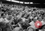 Image of Wimbledon finals London England United Kingdom, 1958, second 10 stock footage video 65675055656
