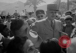Image of Charles De Gaulle Algeria, 1958, second 8 stock footage video 65675055660