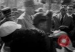 Image of Charles De Gaulle Algeria, 1958, second 12 stock footage video 65675055660