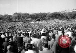 Image of Saint Bernadette's Centennial Washington DC USA, 1958, second 12 stock footage video 65675055661