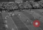 Image of American football match New York United states USA, 1958, second 7 stock footage video 65675055664