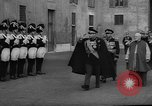 Image of Mohammad Reza Pahlevi Vatican City Rome Italy, 1958, second 9 stock footage video 65675055668