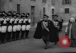 Image of Mohammad Reza Pahlevi Vatican City Rome Italy, 1958, second 10 stock footage video 65675055668