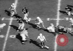 Image of American football match New York United States USA, 1958, second 10 stock footage video 65675055672